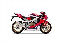 Motorrad kaufen Occasion HONDA CBR 1000 SP (sport)