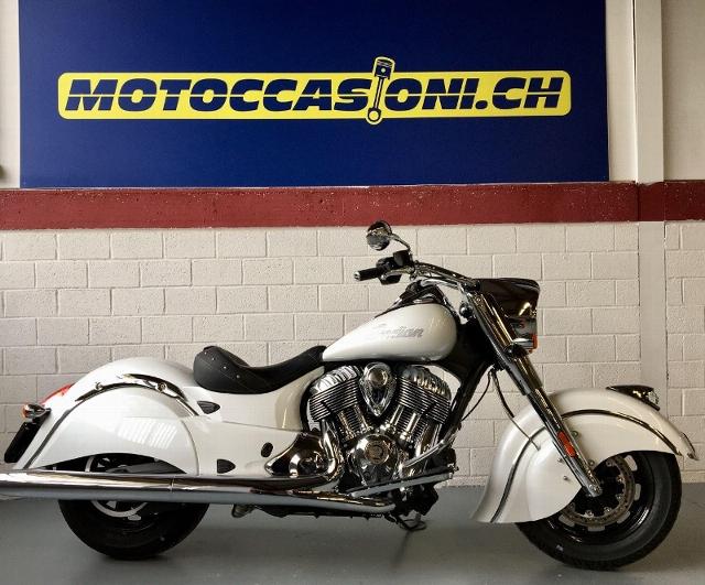 Motorrad kaufen INDIAN Chief Classic Occasion