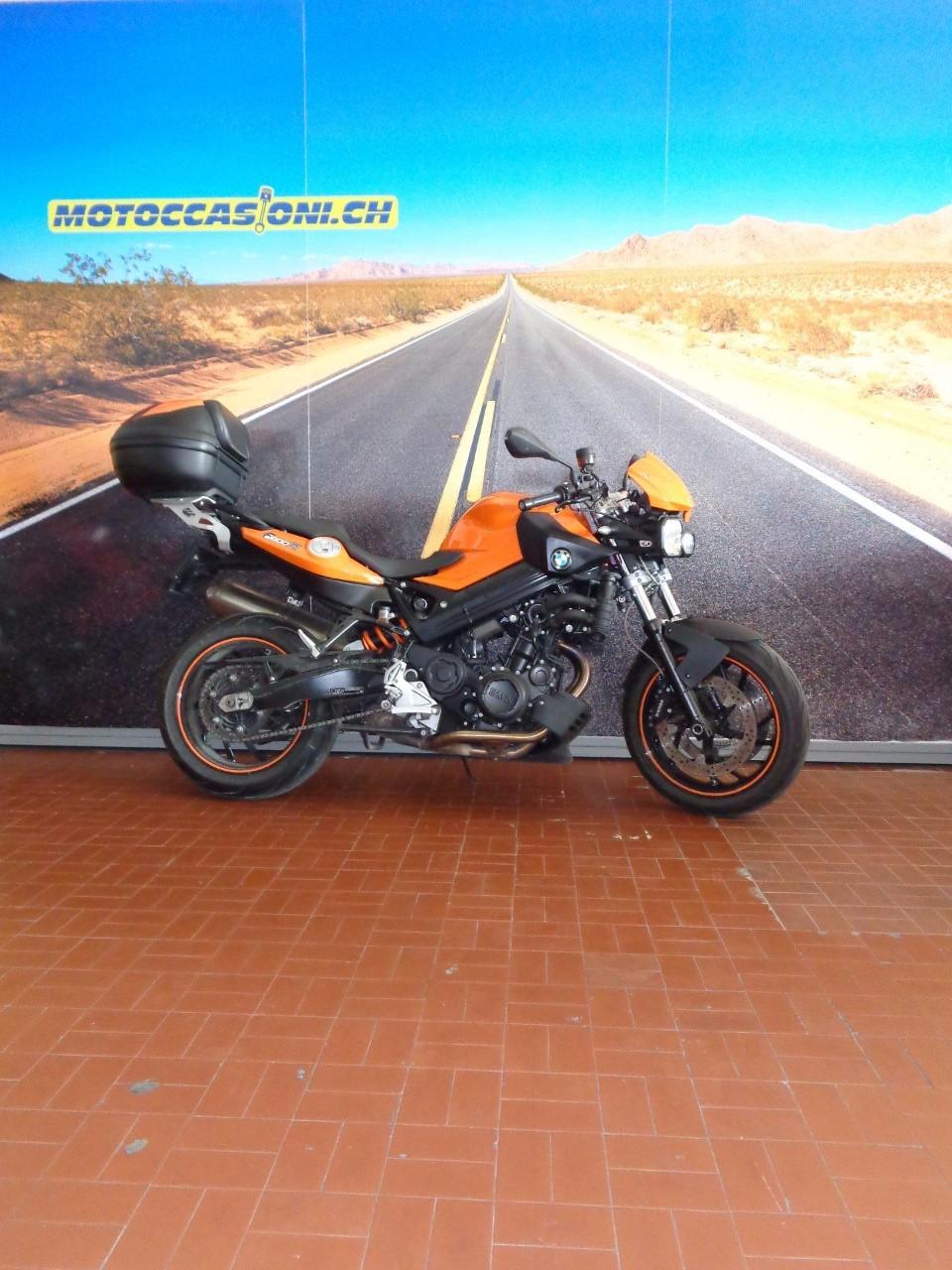 moto occasions acheter bmw f 800 r abs motoccasioni sa grancia. Black Bedroom Furniture Sets. Home Design Ideas
