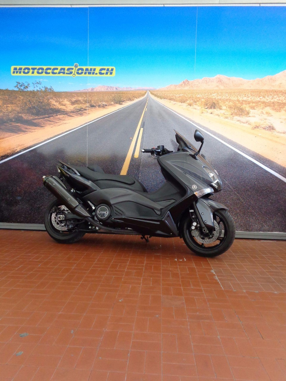 moto occasions acheter yamaha xp 500 tmax a abs 530 abs motoccasioni sa grancia. Black Bedroom Furniture Sets. Home Design Ideas