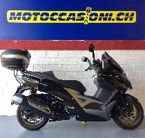 Motorrad kaufen Occasion KYMCO Xciting 400i (roller)