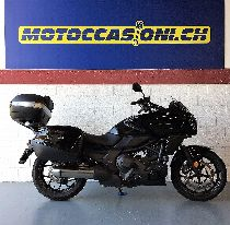 Töff kaufen HONDA CTX 700 D ABS Touring