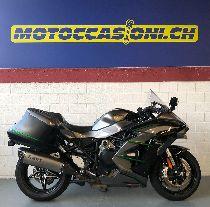 Motorrad kaufen Occasion KAWASAKI Ninja H2 SX (touring)