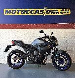 Motorrad kaufen Occasion YAMAHA XJ 6 NA ABS 35kW (naked)