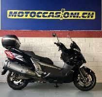 Motorrad kaufen Occasion KYMCO My Road 700 i ABS (roller)