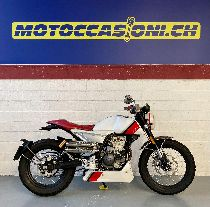 Motorrad kaufen Occasion MONDIAL HPS 125 (retro)