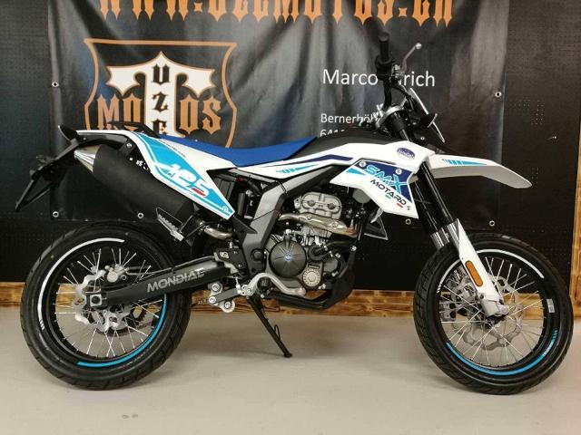 Motorrad kaufen MONDIAL SMX 125 Neufahrzeug