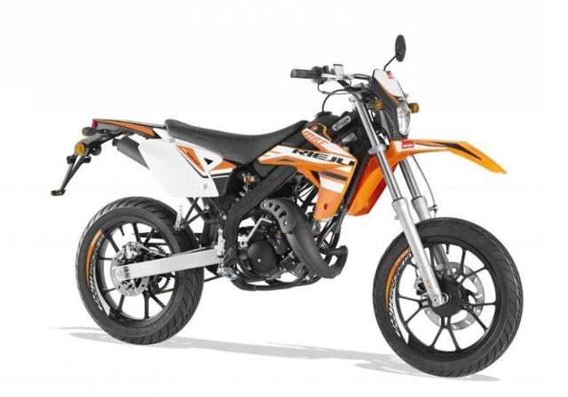 Motorrad kaufen RIEJU MRT 50 Sm Neufahrzeug