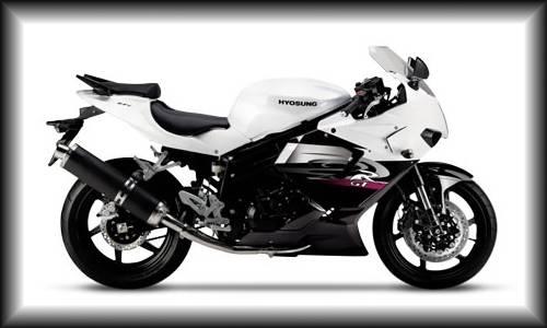 Motorrad kaufen HYOSUNG Comet 650 Racing Bicolore AKTION! Neufahrzeug