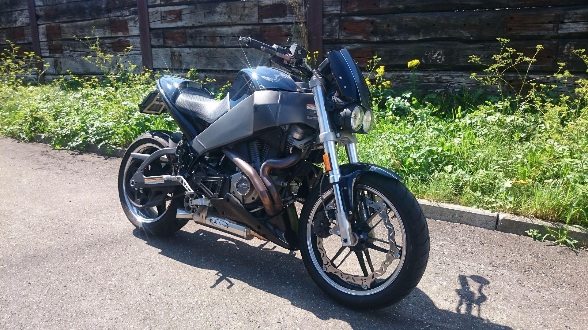 Motorrad Occasion kaufen BUELL XB12S 1200 Lightning Fabis