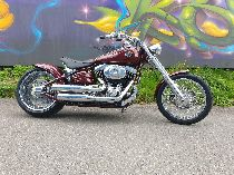 Acheter une moto Occasions HARLEY-DAVIDSON FXCWC 1584 Softail Rocker C (custom)