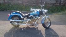 Acheter une moto Occasions HARLEY-DAVIDSON FLSTF 1340 Softail Fat Boy (custom)