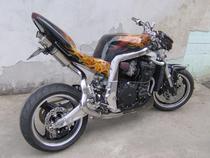 Motorrad kaufen Occasion SUZUKI GSX-R 750 W (sport)