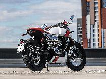 Motorrad kaufen Neufahrzeug MONDIAL HPS 125 (retro)