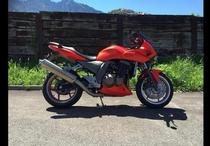 Motorrad kaufen Occasion KAWASAKI Z 750 S (touring)