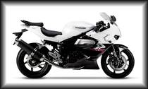 Motorrad kaufen Neufahrzeug HYOSUNG Comet 650 Racing (touring)