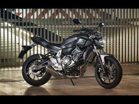 Motorrad kaufen YAMAHA MT 07 Moto Cage Sporttourer mit 55 KW Occasion