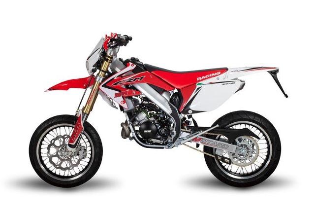 Motorrad kaufen MOSER-HM 50 X CH3 Supermoto ab 16j. Occasion