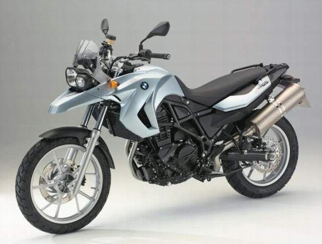 Motorrad kaufen BMW F 650 GS ABS Enduro (800ccm!) Occasion