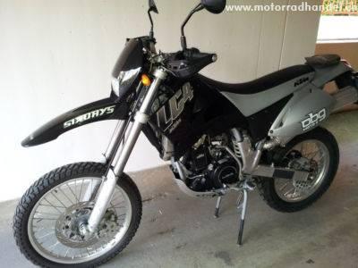 Acheter une moto KTM 640 LC4-E Enduro Occasions