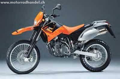 Acheter une moto KTM 400 LC4 Enduro Occasions