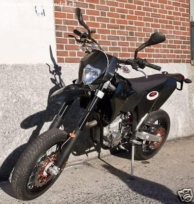 Acheter une moto KTM 450 EXC Enduro Supermoto -25 KW!! Occasions
