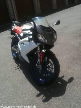 Motorrad kaufen APRILIA RS 50 50 Race Replica Occasion