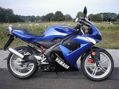 Motorrad kaufen YAMAHA TZR 50 R1 Supersport Occasion