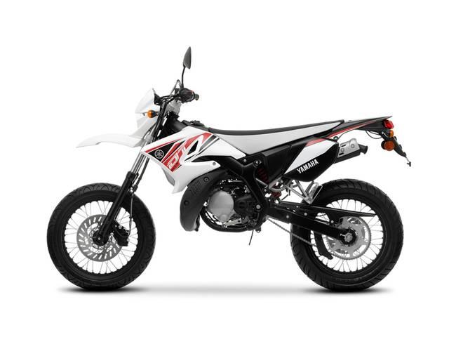 Motorrad kaufen YAMAHA DT 50 R Enduro Supermoto!!!!!! Occasion