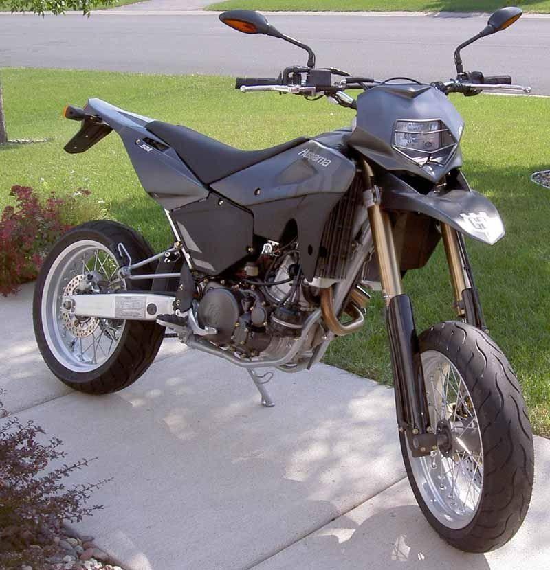 motorrad occasion kaufen husqvarna 610 sm 25 35 kw mcs motorbikes heimberg. Black Bedroom Furniture Sets. Home Design Ideas