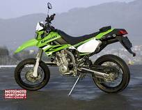 Motorrad kaufen Occasion KAWASAKI KLX 250 (enduro)