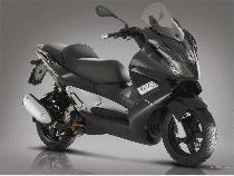 Acheter moto GILERA Nexus 300 Top Roller!Italiano! Scooter