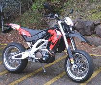 Acheter une moto Occasions APRILIA SXV 550 (supermoto)