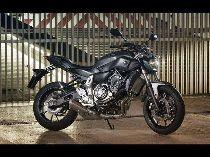 Töff kaufen YAMAHA MT 07 Moto Cage Sporttourer mit 55 KW Naked