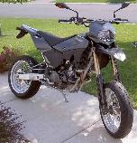 Motorrad kaufen Occasion HUSQVARNA 610 SM (supermoto)