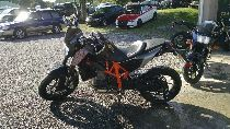 Acheter moto KTM 690 Duke ABS Racer mit nur 145 KG! Naked