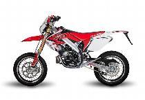 Acheter une moto Occasions MOSER-HM 50 X CH3 (supermoto)