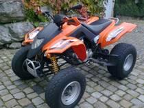 Motorrad kaufen Occasion DAELIM Quad ET 250 (quad-atv-ssv)