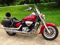 Motorrad kaufen Occasion HYOSUNG ST 7 (touring)