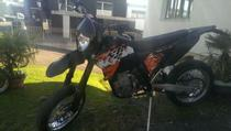 Motorrad kaufen Occasion KTM 450 EXC Supermoto (supermoto)