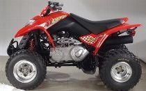Motorrad kaufen Occasion KYMCO Quad KXR 250 (quad-atv-ssv)
