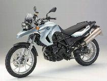 Motorrad kaufen Occasion BMW F 650 GS ABS (enduro)