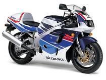 Motorrad kaufen Occasion SUZUKI GSX-R 750 R (sport)