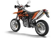 Acheter une moto Occasions KTM 640 LC4-E Supermoto (supermoto)
