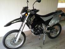 Acheter une moto Occasions KTM 640 LC4-E Enduro (enduro)