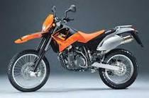 Motorrad kaufen Occasion KTM 400 LC4 Enduro (enduro)