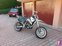 Töff kaufen KTM 660 SC Supermoto MFK neu!-25 KW Kategorie!!! Supermoto