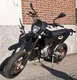 Acheter une moto Occasions KTM 450 EXC Enduro (supermoto)