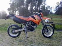 Motorrad kaufen Occasion KTM 620 SC Supermoto (supermoto)