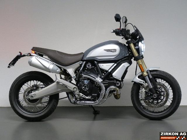 Acheter une moto DUCATI 1100 Scrambler Special neuve
